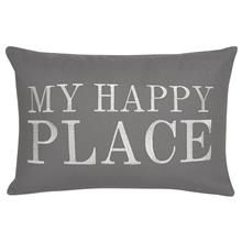 Happy Place Collection - Decorative Pillow