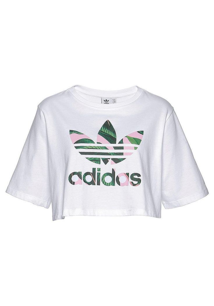 e229bf85c adidas Originals T-Shirt »CROPPED TEE«- #adidas #cropped #originals #shirt  - #Genel