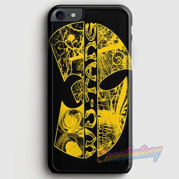 Wu Tang Clan Logo Woowshop iPhone 7 Case   casefantasy