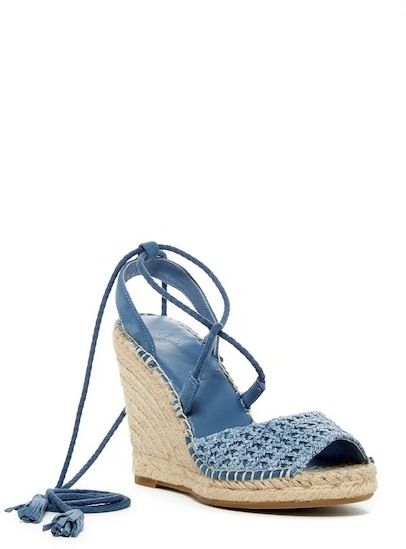 Joie Kacy Espadrille Wedge Sandal