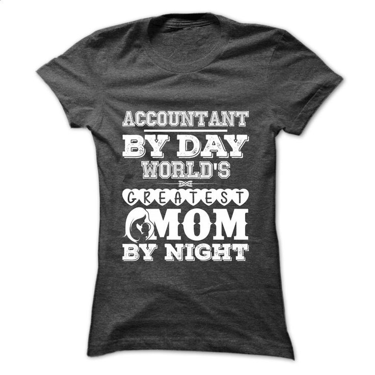 Accountant Mom T Shirts, Hoodies, Sweatshirts - #funny t shirts #vintage shirts. CHECK PRICE => https://www.sunfrog.com/LifeStyle/Accountant-Mom-38538015-Ladies.html?60505