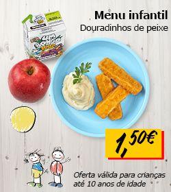 IKEA Portugal - Menu infantil douradinhos