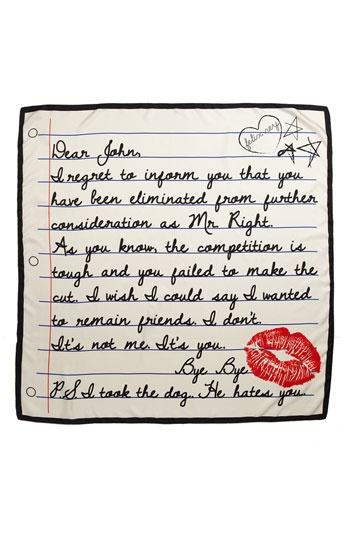 9 best images about dear john on pinterest cute scarfs for Dear john letter template