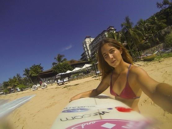 viajes! surf trip!