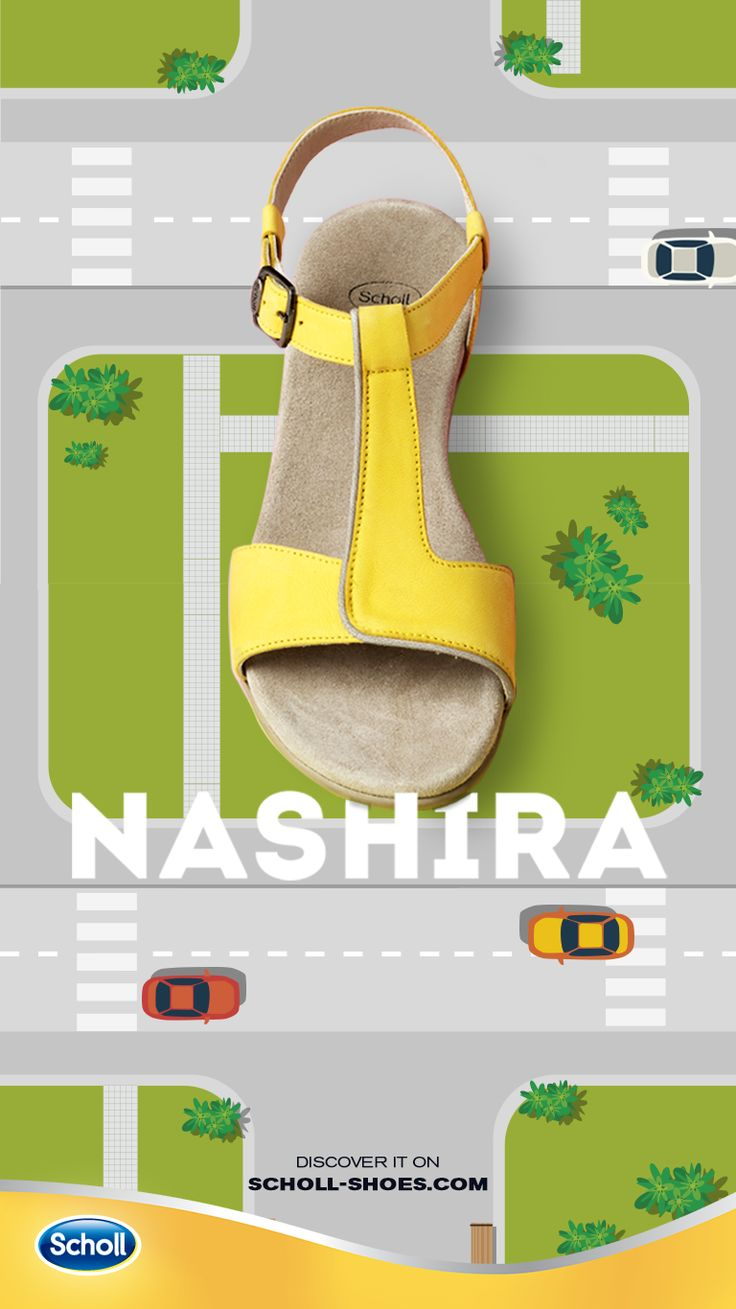 There's no street that Nashira can't walk with style. Discover its urban look on scholl-shoes.com