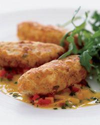 Ricotta Dumplings With Chèvre & Herbs Recipe — Dishmaps