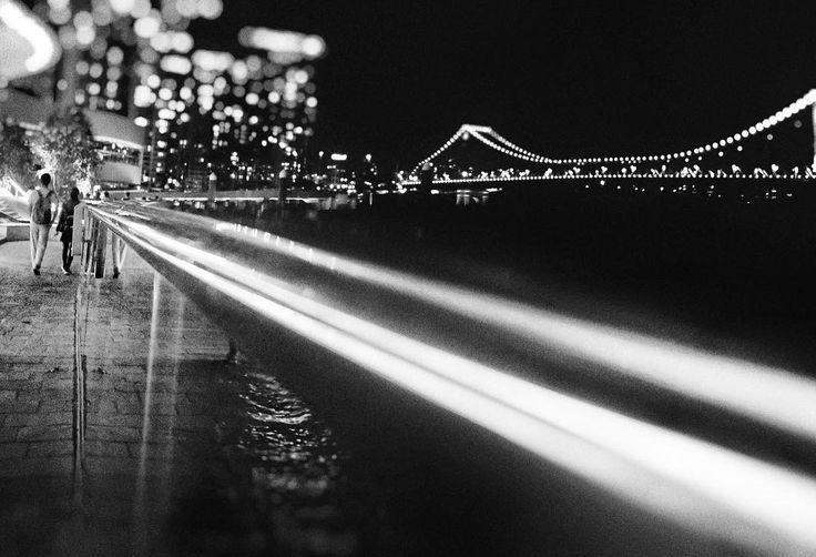 The vivid lines of my river city... . #discoverbrisbane #viewsofbrisbane #riverside #lumixlife #vision