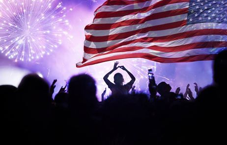 Have a great 4th of July from Park Grove Inn!
