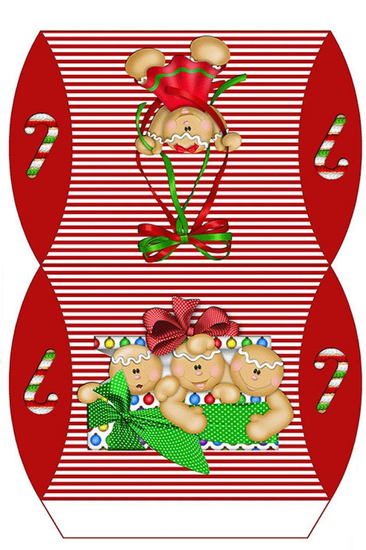 264 Best Christmas Gift Boxes Images On Pinterest Boxes
