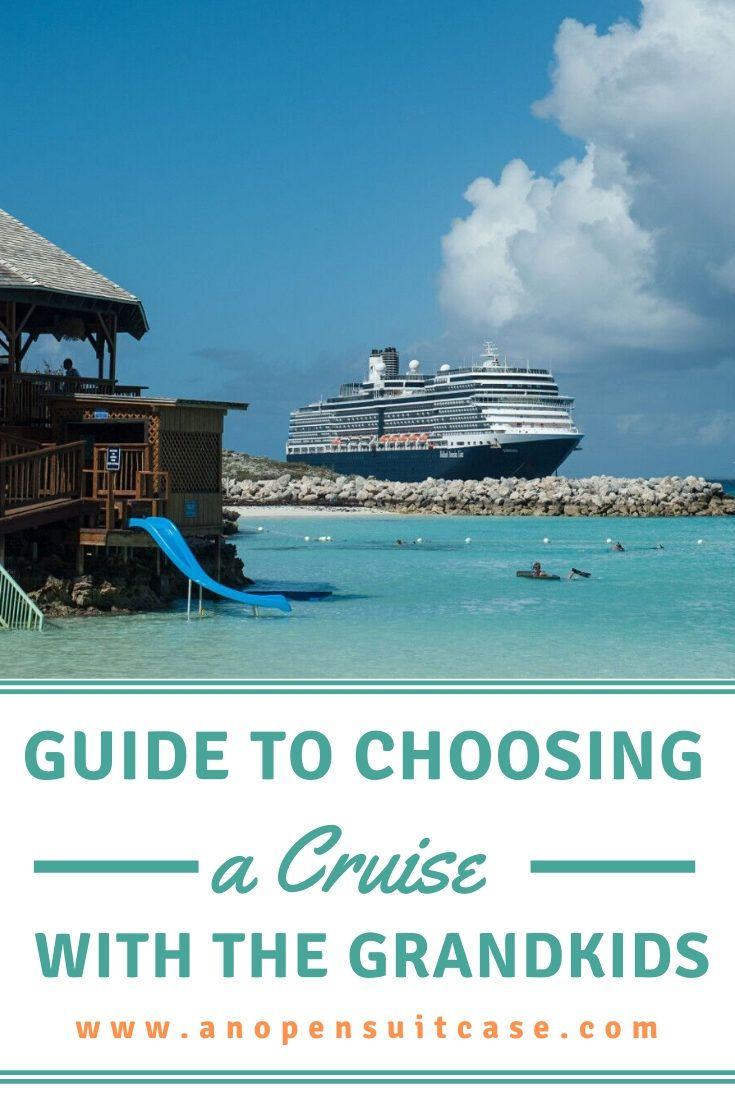 Holland America Cruises: Cruise With The Grandkids