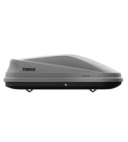 Cutie portbagaj Thule Touring 100 Titan aeroskin