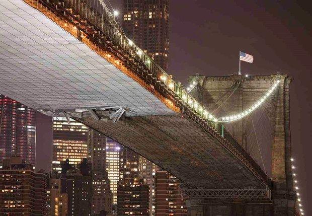 Brooklyn Köprüsü, New York