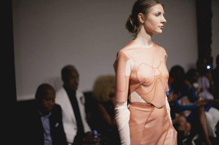 #Press #fashionbynorway #fashionshow #NYFW #Beate Godager Photo:Mona Melanie Lindseth