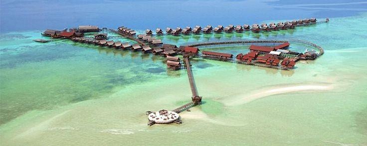 Kapalai Resort, Sabah Malaysia