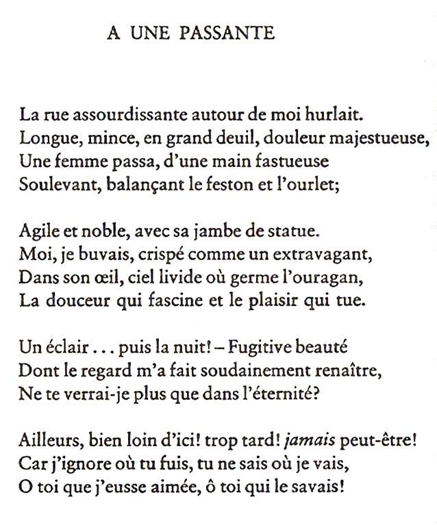 Pin By Paulo On Excerpts Poems Excertos Poemas There Is Not A Particle Of Life Which Does Not Bear Poetry Within It Flaubert Baudelaire Words How To Speak French