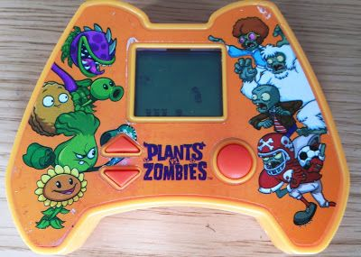 Retro Ordenadores Orty: Consola Plants Vs Zombies (2015)