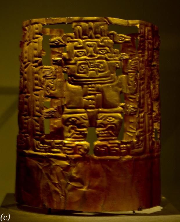 #Precolumbian big sculpture