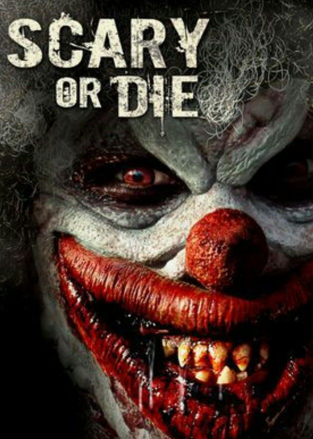 Evil clown movie images galleries for Killer clown movie