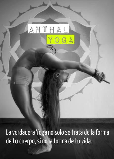 El Yoga es equilibrio y el equilibrio es orden, precisión y bienestar.. Pide tu Clase Prueba de Yoga!! #Anthal #yoga #namaste #quote #YogaNamasteRave