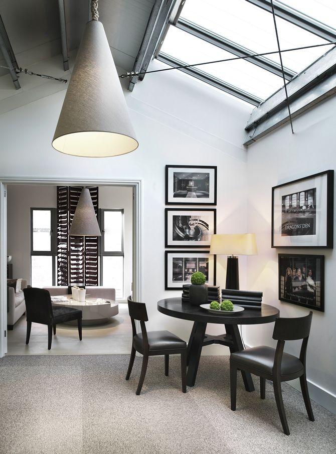 Kelly Hoppen's New Design Studio, London.