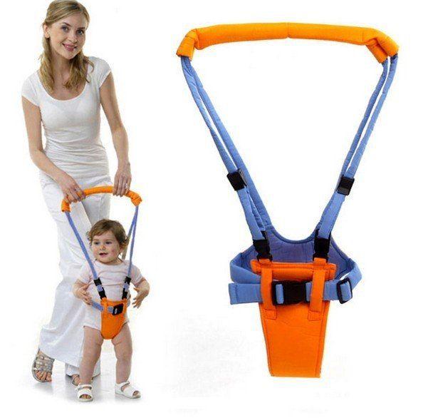 Arn/és de seguridad para beb/é con correa ajustable color azul