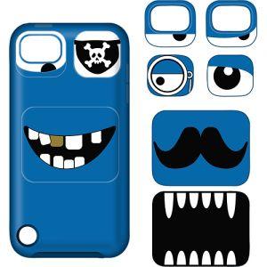 Griffin Faces, coque pour iPod touch 5G personnalisable!