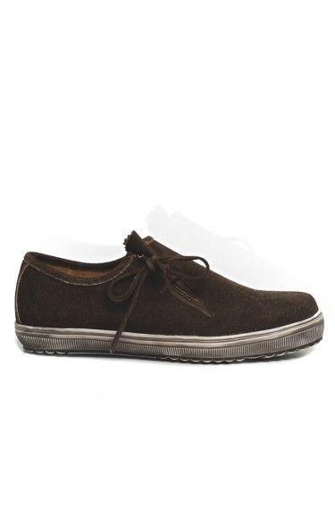 Oktoberfest shoes 1110 moor brown