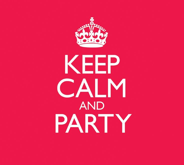 Keep Calm And Party by Various: Amazon.co.uk: Music