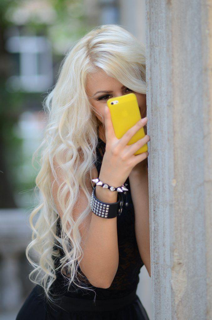 Девушки блондинки с длинными волосами триникси, порно с любимым видео