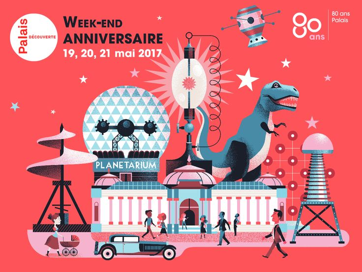 "Check out this @Behance project: ""80 ans du Palais de la découverte"" https://www.behance.net/gallery/59298795/80-ans-du-Palais-de-la-dcouverte"