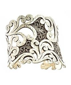 Lois Hill Swirling Granulation Cuff