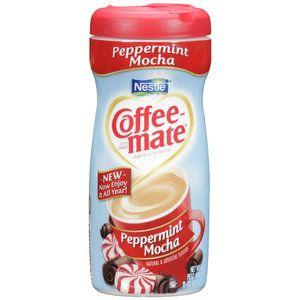 Nestle Coffee-Mate Peppermint Mocha Coffee Creamer, 15 oz