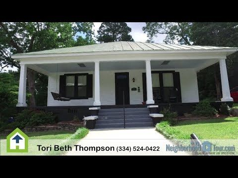 315 N. 4th St.- Opelika, AL (Tori Beth Thompson) Charming 4 Bedroom 2 Bath in Opelika's Historic District. Large Living Room with Wood Floors, Gas Logs, and a Ceiling Fan! Grand Hall Dining Room with Wood Floors. Kitchen open to the Breakfast Room. Pantry. Updated Bathrooms. Patio Area. Storage Building. Nice Yard! Termite Bond through Terminix. Seller is Offering a One Year Old Republic Home Warranty.