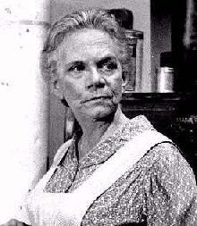 "EllenCorby as Myrt (Hubcaps) Lesh in ""Barney's First Car"""