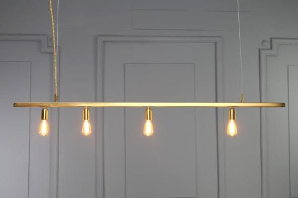 It may not be the first place you think of when you're shopping for lighting, but don't neglect handmade marketplace Etsy. Here, you'll find plenty of independent shops selling beautiful, modern lighting at reasonable prices, often for less than you'd pay at a traditional retailer. Here are six of our favorite storefronts (with 21 gorgeous lighting finds!).