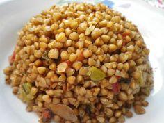 Karabuğday (Greçka) Pilavı - Fügen Büke #yemekmutfak