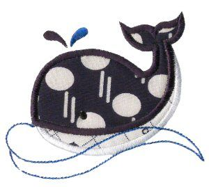 Bunnycup Embroidery | Free Machine Embroidery Designs | Nautical Applique