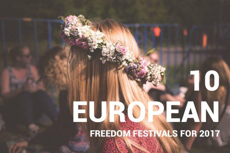 10 most intriguing European Festivals that you've probably never heard of...🌱🌴☘️ http://www.adventurecatcher.com/10-european-freedom-festivals-for-2017/