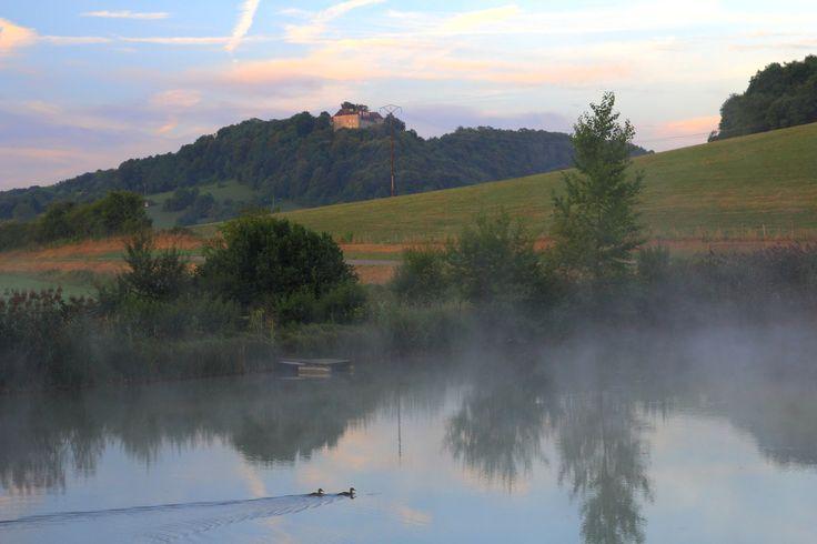 Stille morgen, september 2013, Huanne-Montmartin