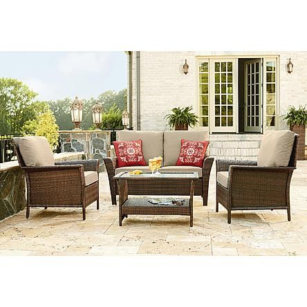 Wicker Patio Furniture Sets Are The Most Comfortable And Durable Outdoor  Furniture To Be Had. Casual And Elegant. Weatherproof Outdoor Living In  Style.