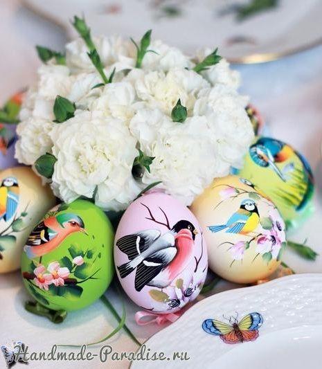 Пасхальный декор. Красивые идеи для праздничной сервировки стола и украшения интерьера к празднику светлой Пасхи.