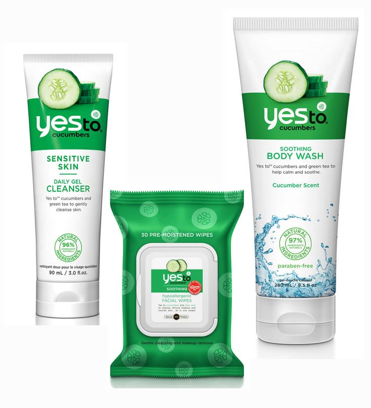 Yes To cucumbers- I tested the wipes, cleanser and face wipes. Girl About London: Yes To Cucumbers