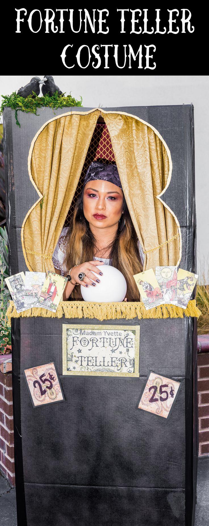 The 25 Best Fortune Teller Costume Ideas On Pinterest -4576