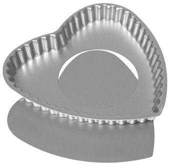 Cynthia Barcomi Kitchenware :: Herz Tarteform 23cm
