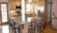Raised Ranch Remodel | Kitchen Design Center