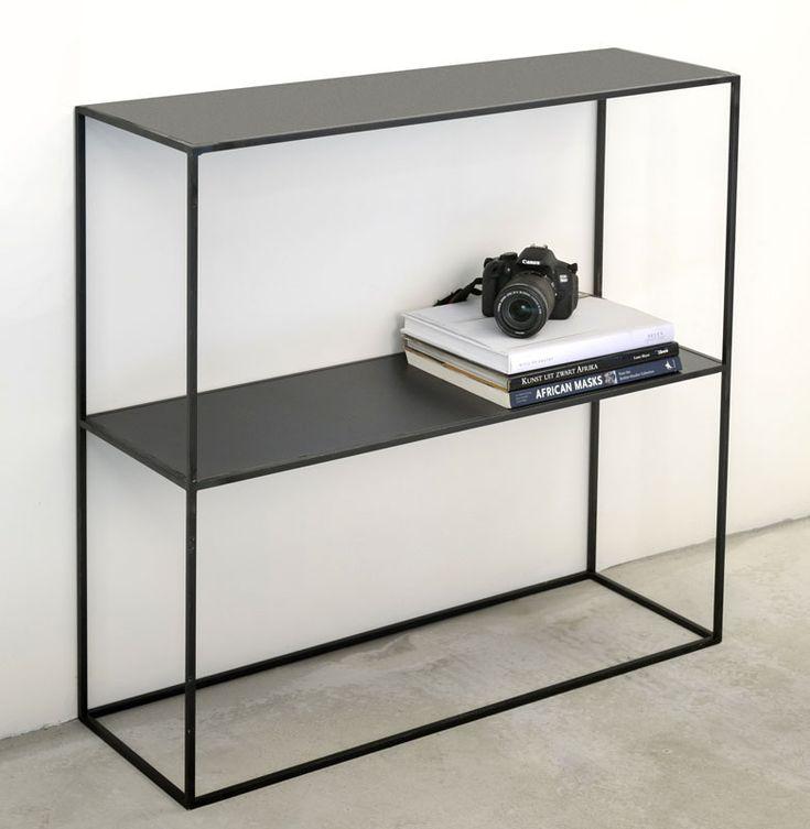 les 25 meilleures id es concernant console metal sur. Black Bedroom Furniture Sets. Home Design Ideas