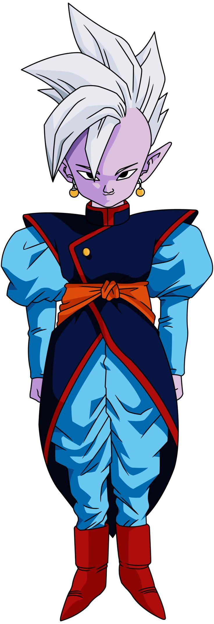 Kaioshin do Leste É o mais poderoso dos Kaioshins e tem um poder comparado aos Guerreiros Z. Ele foi a Terra para avisar Goku e Vegeta dos planos de Babidi para reviver Buu.
