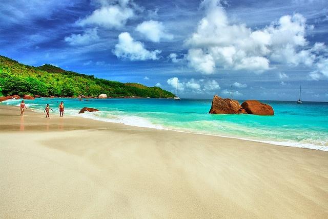 Seychelles,Praslin, Lazio | Flickr
