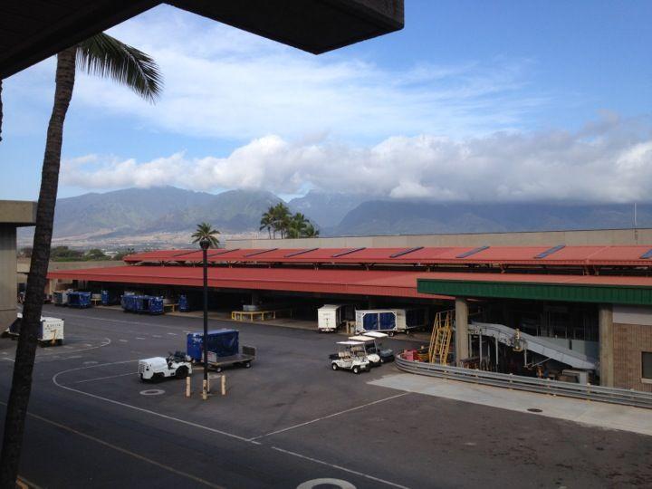 Kahului Airport (OGG)