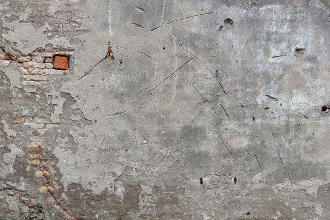 Fotobehang: Stenen Muur 4